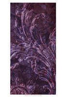 Grape Tart II Fine Art Print