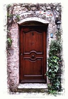 Doors of Europe II Fine Art Print