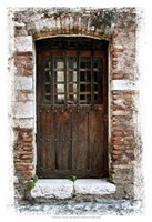 Doors of Europe IV Fine Art Print