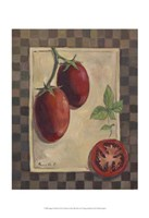 Veggies & Herbs II Fine Art Print