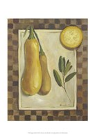 Veggies & Herbs III Fine Art Print