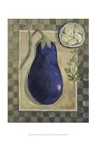 Veggies & Herbs IV Fine Art Print