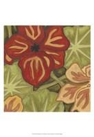 Vibrant Rainforest I Fine Art Print