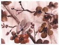 Blossom Poetry II Fine Art Print