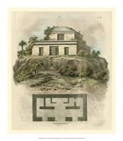 Monuments of New Spain II Fine Art Print