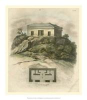 Monuments of New Spain III Fine Art Print