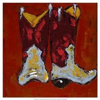 Kickin' it II Fine Art Print
