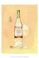 Wine Collage I Fine Art Print