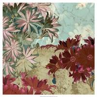 Tokyo Rose I Fine Art Print