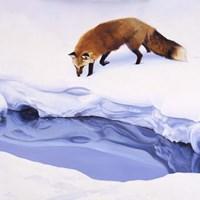 Winter Poem Fine Art Print