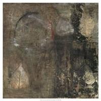 Neutral Leaves II Fine Art Print