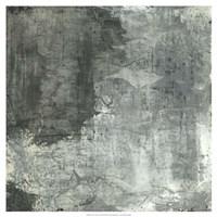 Gray Abstract II Fine Art Print