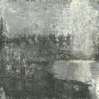 Gray Abstract III Fine Art Print