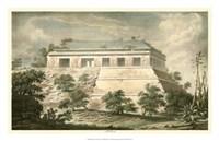 Monuments of New Spain I Fine Art Print