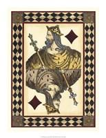 Harlequin Cards II Fine Art Print