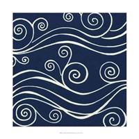 Ocean Motifs II Framed Print