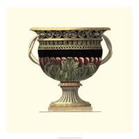 Large Giardini Urn II Fine Art Print