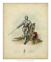 Men in Armour I Fine Art Print