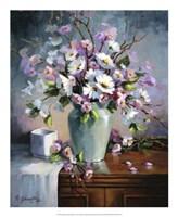 Apple and Cherry Blossoms Fine Art Print