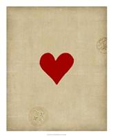 Heart Fine Art Print