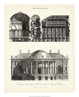 Design for a Mansion Fine Art Print