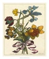 Floral Posy IV Framed Print
