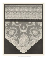 Vintage Lace III Fine Art Print