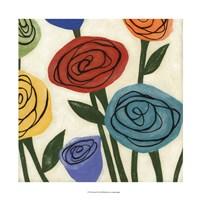 Pop Roses I Fine Art Print