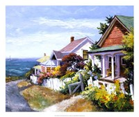 Village Gem Fine Art Print