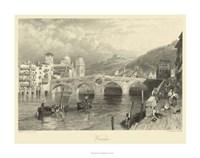 Vintage Verona Fine Art Print
