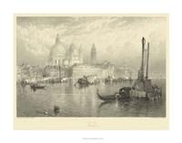 Vintage Venice Fine Art Print