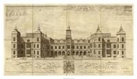 Hatfield House Fine Art Print