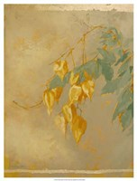 Golden Chains III Fine Art Print
