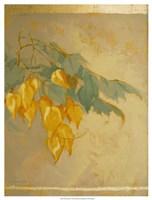Golden Chains IV Fine Art Print