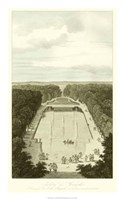 Garden at Versailles II Framed Print