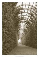 Hampton Court, UK Fine Art Print