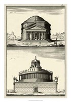 The Pantheon Fine Art Print