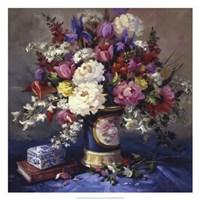 Mother's Italian Vase Fine Art Print