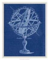 Armillary Sphere I Fine Art Print