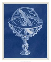 Armillary Sphere II Fine Art Print