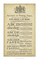 Encyclopediae VI Fine Art Print