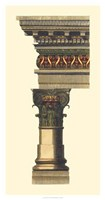 Column & Cornice I Fine Art Print