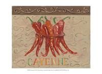 Cayenne Fine Art Print