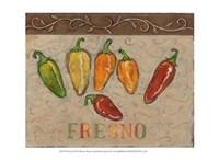 Fresno Fine Art Print