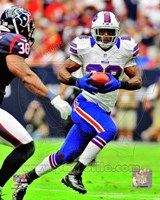 C.J. Spiller 2012 Action Fine Art Print