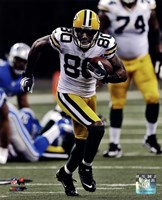 Donald Driver 2012 Action Fine Art Print