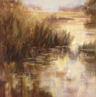 Poetic Lake Fine Art Print