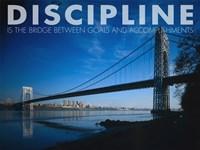 Discipline Fine Art Print