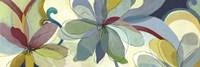 Silk Flowers I Fine Art Print