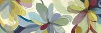 Silk Flowers II Fine Art Print